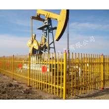 油田磕头机玻璃钢围栏